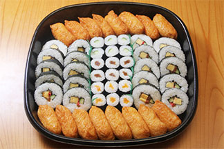 いなり巻き寿司