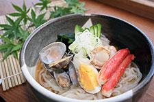 蟹だし海鮮もりおか冷麺